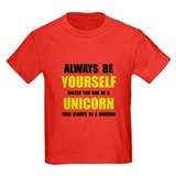 Always Be Unicorn T-Shirt