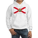 Florida Sunshine State Flag Hooded Sweatshirt