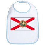 Florida Sunshine State Flag Bib