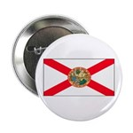 Florida Sunshine State Flag Button
