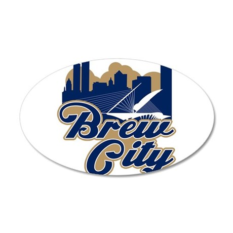 Brew City Wall Decal