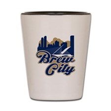 Brew City Shot Glass
