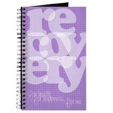 Purple Recovery Journal