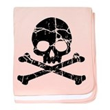 skull-worn-black_new.png baby blanket
