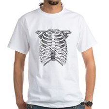 Ribcage Illustration Shirt