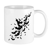 bats-many_bl.png Coffee Mug