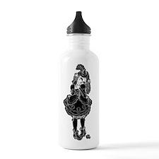 Gothic Lolita Witch Water Bottle