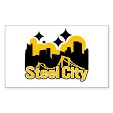 Steel City Decal