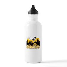 Steel City Water Bottle