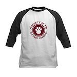 Icelandic Sheepdog Kids Baseball Jersey