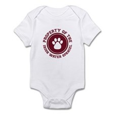 Irish Water Spaniel Infant Bodysuit