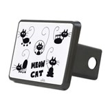 Meow Cat 4 Hitch Cover