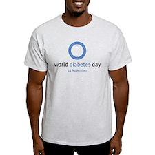 WDD-logo-date-EN-2048px T-Shirt