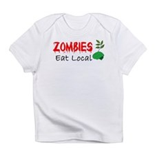 Zombies Eat Local Infant T-Shirt