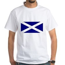 """Scotland"" Women's Violet T-Shirt"