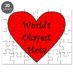 World's Okayest Mom Puzzle