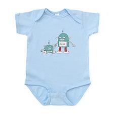 Robot Baby Body Suit