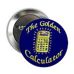 Golden Calculator Button