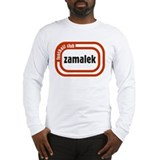 Zamalek Football Club Long Sleeve T-Shirt
