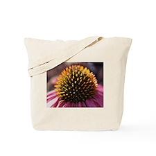 Sunlit Coneflower Tote Bag