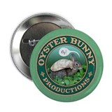 "Oyster Bunny Productions 2.25"" Button (10 pack)"