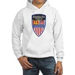 Santa Fe Police Hooded Sweatshirt