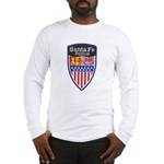 Santa Fe Police Long Sleeve T-Shirt