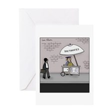 Cute Higher education Greeting Card