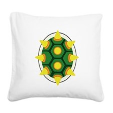Armour of the King Square Canvas Pillow