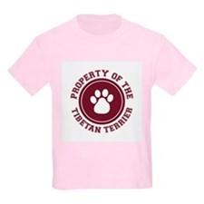 Tibetan Terrier Kids T-Shirt