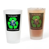 Live Sustainable For the Life of the Planet Drinki