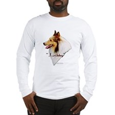 """Libby!""Long Sleeve T-Shirt"