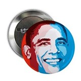 "Unique Obama portrait 2.25"" Button"