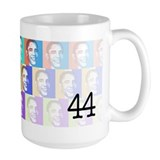 Cute Obama portrait Mug