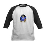 Happy Hanukkah Penguin Tee