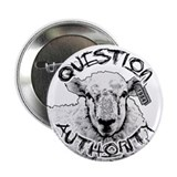 Unique Protest 2.25&quot; Button