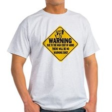 No Warning Shot T-Shirt
