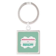 Minnesotan for Equality Keychains
