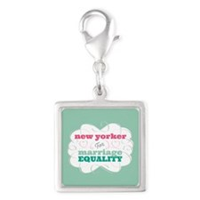 New Yorker for Equality Charms