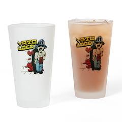 Vato Loco Drinking Glass