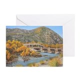 LARivX - LA River at Griffith Park (20 note cards)