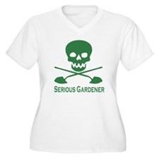 garden Plus Size T-Shirt