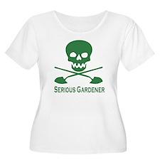 garden Plus Size T-Shirt