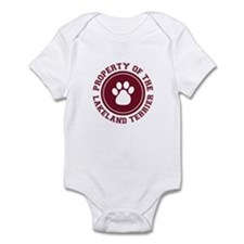 Lakeland Terrier Infant Bodysuit