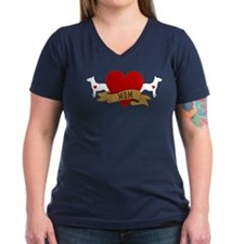 Bull Terrier Mom Shirt