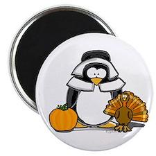 Pilgrim Girl Penguin Magnet