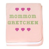 MomMom Gretchen baby blanket