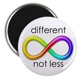 "People, Not Puzzles 2.25"" Magnet (100 pack)"