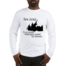 New Jersey Pride Long Sleeve T-Shirt