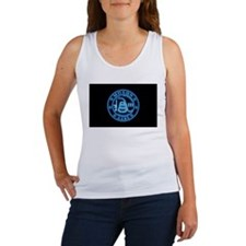 Come and Take It (BlueGlow) Tank Top